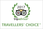 Travellers' Choice Award 2017
