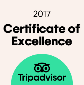 Certificate Of Excellence 2017 Hotel Information