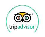TripAdvisor badge & reviews and Lewis Ginter hours