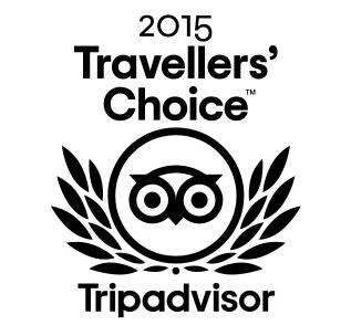 2014 Travelers' Choice TripAdvisor
