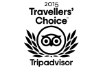 TripAdvisor - Travellers' Choice 2015 (Citadines Suites Louvre Paris)