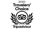 Trip Advisor Travelers' Choice Award logo